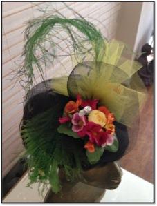 Flower_Hat_Multi_Colour