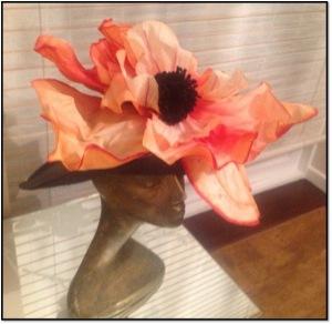 Orange_Flower_Hat